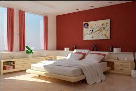 Powerful Red Bedroom Color Scheme Ideas Wisma Home - Beautiful bedroom color schemes