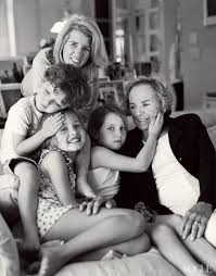 Caroline Kennedy S Children A Mother With Moxie A New Documentary Explores The Life Of Ethel