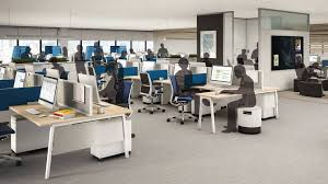 Planning To Plan Office Space Workspace Design In The Global Economy Steelcase