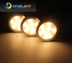 wireless led under cabinet lighting wireless led under cabinet puck lights downlights 3x2w with rf