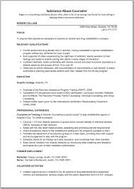 youth counselor resume sample resume for your job application