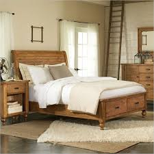 King Size Rustic Varnished Oak Wood Sleigh Bed Frame With Storage by 24 Best Beds Images On Pinterest 3 4 Beds Bed Headboards And