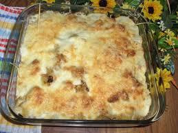 patisson cuisine recette gratin de pâtisson 750g