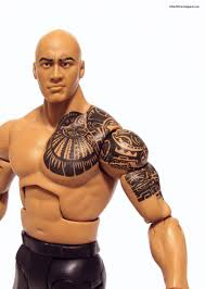 3b u0027s toy hive wwe elite the rock review