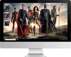 theme bureau windows 7 gratuit of steel superman theme for windows 7 and 8