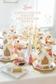 gingerbread martini recipe luxe gingerbread house decorating party and gingerbread truffle