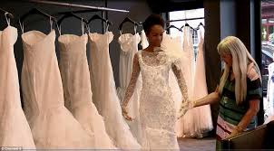 wedding dress outlet london how the other half lives shows the london weddings of the