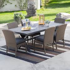 Discount Patio Tables Clearance Patio Furniture Home Depot Wicker Chair With Ottoman