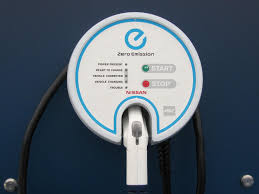 nissan leaf charger type nissan drops 2012 leaf charging station price is it cheap enough