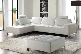 canapé angle cuir blanc canapé d angle cuir blanc photo 9 15 ici on un beau tapis à
