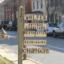 Furniture Upholstery Frederick Md by Wolfe U0027s Furniture Repair 321 E Church St Frederick Md