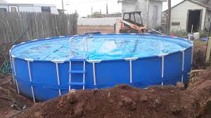 pool intex metal frame pool for years of family enjoyment