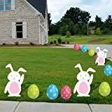 outdoor easter decorations victorystore yard sign outdoor lawn decorations