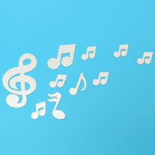 Music Note Home Decor Online Get Cheap Decorative Music Notes Aliexpress Com Alibaba