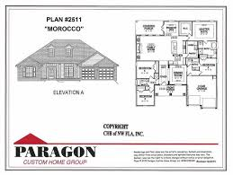 Group Home Floor Plans by Paragon Custom Home Group Welcome