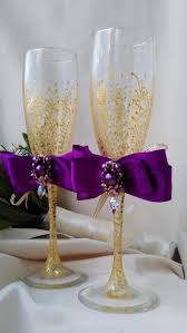 decorate chagne glasses with ribbon nationtrendz