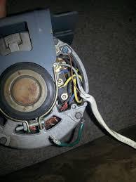 wiring a 110v electric motor help pic inside diy