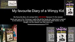 diary of a wimpy kid by lowe ppt