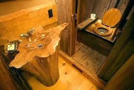 log home bathroom ideas captivating log cabin bathroom design ideas and pictures of log home