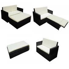 canape resine exterieur ensembles de meubles d exterieur canape bain de soleil modulable