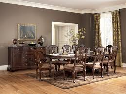 Pedestal Tables And Chairs Buy North Shore Extension Double Pedestal Table By Millennium From
