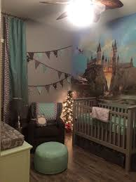 A Harry Potter Inspired Nursery Harry Potter Theme Nursery And