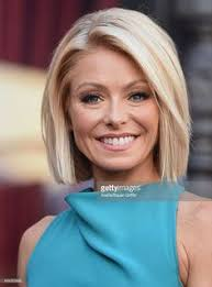 kelly ripa hair style kelly ripa blonde bob one day i will be brave enough to get