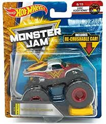 wheel monster jam trucks list amazon com 2018 wheels monster jam epic additions 2 15 gas