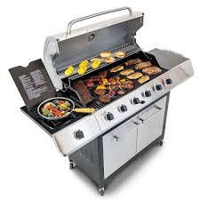 Backyard Grill Review by Best Gas Grill Under 500 October 2017