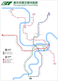Seattle Monorail Map by Submission U2013 Unofficial Map Chongqing Rail Transit Map