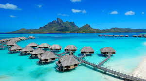 overwater bungalow 50th anniversary package