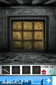 how to solve level 15 on 100 doors and rooms horror escape 100 floors level 15 walkthrough youtube