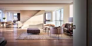 steven harris architects llp tribeca penthouse