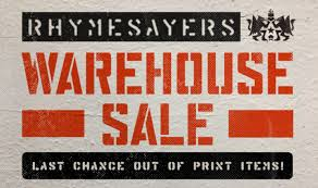 Matter Brothers Warehouse Sale by Mf Doom Rhymesayers