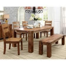Farmhouse Dining Room Tables Home Design Ideas And Pictures - Farmhouse dining room set