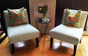 accent table and chairs set better homes and gardens faux leather accent chair with nailheads