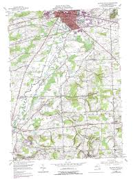 Topographical Map Of United States by New York Topo Maps 7 5 Minute Topographic Maps 1 24 000 Scale