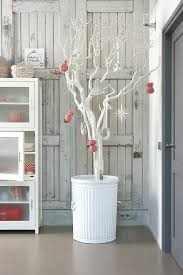 modern tree alternatives branches navidad and painted