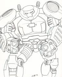 iron man hulkbuster hulk coloring pages
