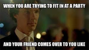 Doctor Who Funny Memes - i m more like the friend funny pinterest sherlock