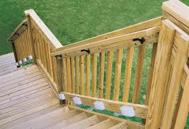 Porch Stair Handrail How To Replace A Stair At The Home Depot