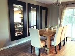 Wall Mirrors For Dining Room Mirror Over Buffet Dining Room Mirrors Above Dining Room Buffet