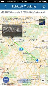 Uber Live Map Die Amparos App Einstellungen Amparos Serviceportal S Serie