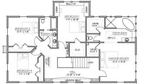 16 cool open floor plan farmhouse of wonderful building plans