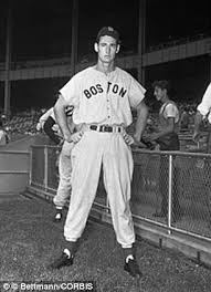 red sox legend ted williams cryogenically frozen