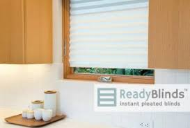 Stick On Blackout Blinds Readyblinds Temporary Blinds Instant Pleated Blinds Shop Online