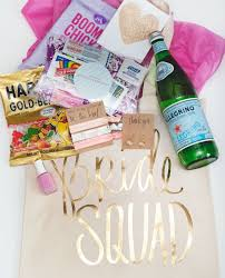 bridal party gift bags bridesmaids goodie bags best 25 bridesmaid gift bags ideas on