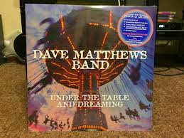 under the table and dreaming pop culture on wax a history of dave matthews band on vinyl