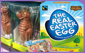 dinosaur easter eggs archbishop cranmer