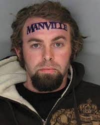the best of the worst tattoos in mugshots fresh ink